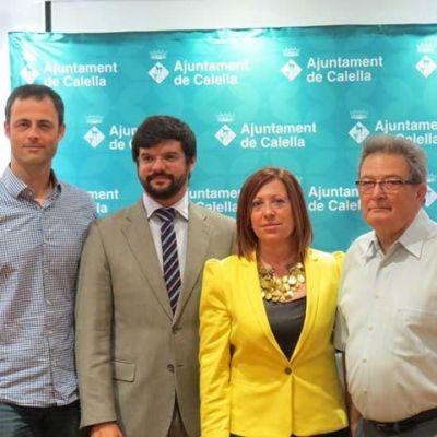 Calella acollirà el campionat de Catalunya d'Optimist per Equips