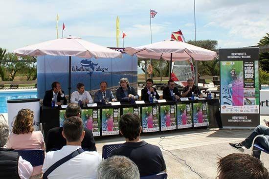 El Gran Premi Catalunya Costa Brava obre el Campionat del Món de Windsurf 2014